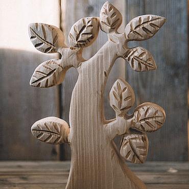 Для дома и интерьера ручной работы. Ярмарка Мастеров - ручная работа Деревья интерьерные. Handmade.