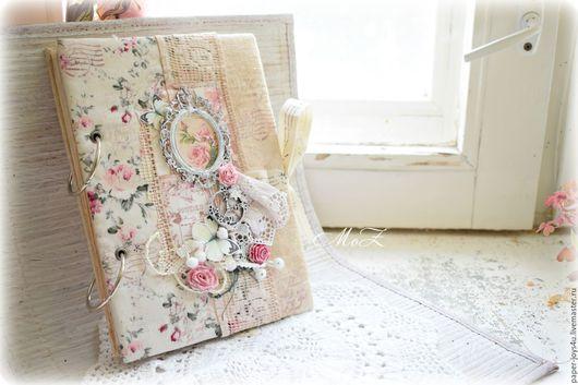 "Блокноты ручной работы. Ярмарка Мастеров - ручная работа. Купить Блокнот ручной работы ""Lettres franсaises de l'amour"". Handmade."