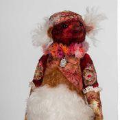 Куклы и игрушки ручной работы. Ярмарка Мастеров - ручная работа Мишка Бэсси. Handmade.