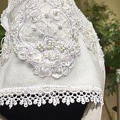 Одежда handmade. Livemaster - original item 40% off Coats designer !Coat white!. Handmade.
