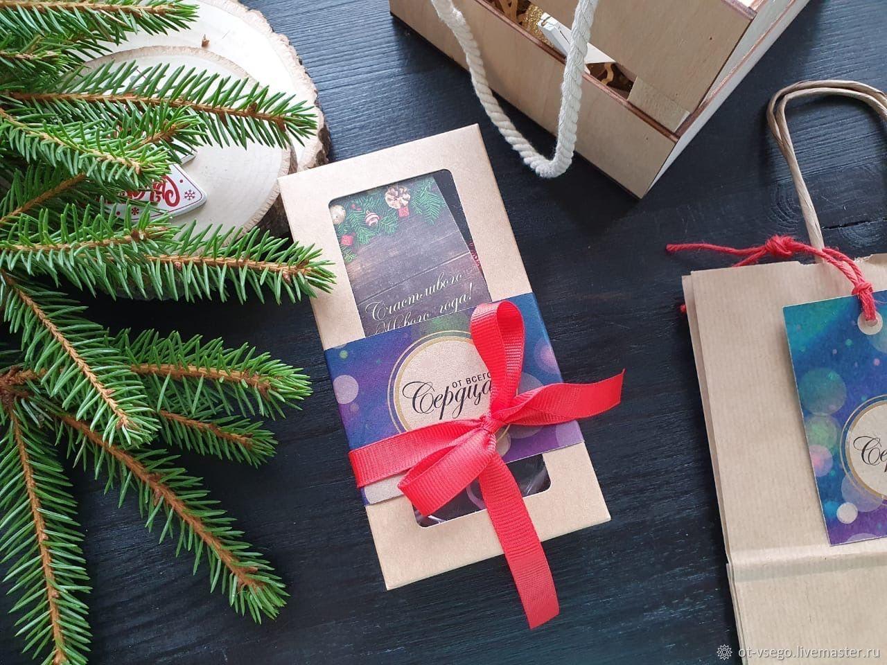 Подарочный набор Новогоднее сияние, Подарочные боксы, Санкт-Петербург,  Фото №1