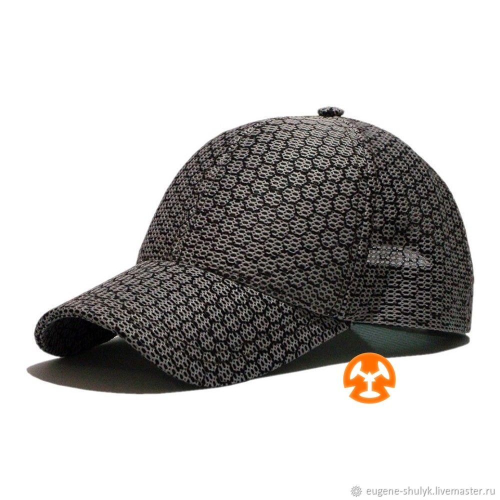 Light baseball cap full print Sota Gray, Baseball caps, Moscow,  Фото №1