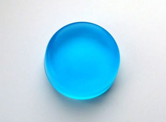 `Круг` форма для мыла пластиковая