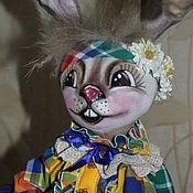 Куклы и игрушки ручной работы. Ярмарка Мастеров - ручная работа Авторская работа....ЗАЙЧИХА. Handmade.