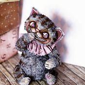 Куклы и игрушки handmade. Livemaster - original item Cheshire cat №100500. the series Alice in Wonderland. cheshire cat. Handmade.