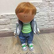Куклы и игрушки ручной работы. Ярмарка Мастеров - ручная работа Кукла мальчик.. Handmade.