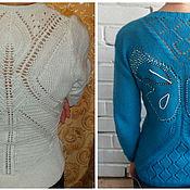 Одежда ручной работы. Ярмарка Мастеров - ручная работа Оригинальная спина. Handmade.