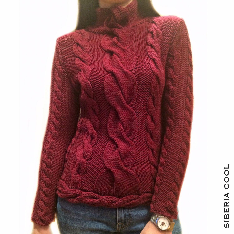 607097582 Sweater Jackets   Sweaters handmade. Livemaster - handmade. Buy Sweater  women s Berry jam
