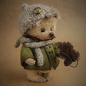 Куклы и игрушки ручной работы. Ярмарка Мастеров - ручная работа Кирюша. Handmade.