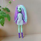 Куклы и игрушки handmade. Livemaster - original item Knitted clothes for monster high. Handmade.