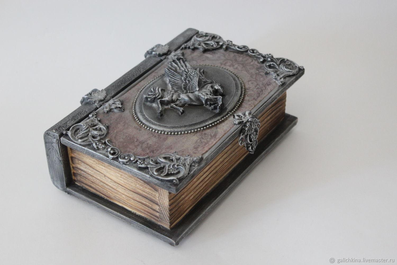Folio-box Pegasus, Box, Volgograd,  Фото №1