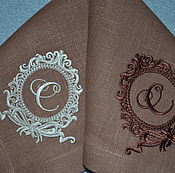 Для дома и интерьера handmade. Livemaster - original item Napkins linen