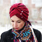 Аксессуары handmade. Livemaster - original item Turban-turban