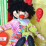 Куклы и игрушки ручной работы. Ярмарка Мастеров - ручная работа Клоун Беня. Handmade.