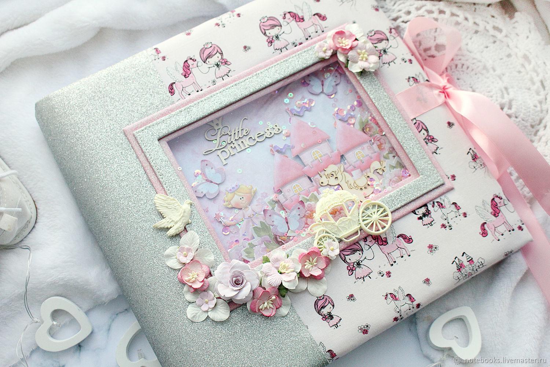 Large photo album for baby 30cm-30cm, Photo albums, Yelabuga,  Фото №1