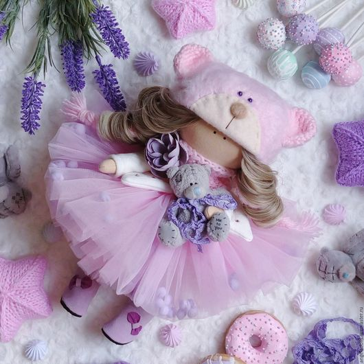 Коллекционные куклы ручной работы. Ярмарка Мастеров - ручная работа. Купить Интерьерная кукла ручной работы Angela Dolls. Handmade.