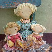 Куклы и игрушки ручной работы. Ярмарка Мастеров - ручная работа Мамочка, почитай!. Handmade.