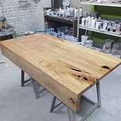 Столы ручной работы. Ярмарка Мастеров - ручная работа Столы из массива. Handmade.
