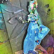 Дух-помощник ручной работы. Ярмарка Мастеров - ручная работа Дух-помощник: Денежная сущность Фея ШИ. Handmade.