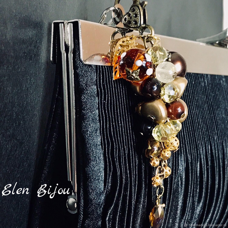 Подвеска брелок на сумку украшения на сумку брелоки
