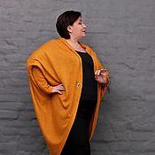 Одежда handmade. Livemaster - original item Jacket rustic mustard. Art. 1466. Handmade.