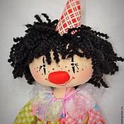 Куклы и игрушки ручной работы. Ярмарка Мастеров - ручная работа Цирковой клоун. Handmade.