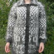 Одежда ручной работы. Ярмарка Мастеров - ручная работа Женская кофта с оленями 2. Handmade.