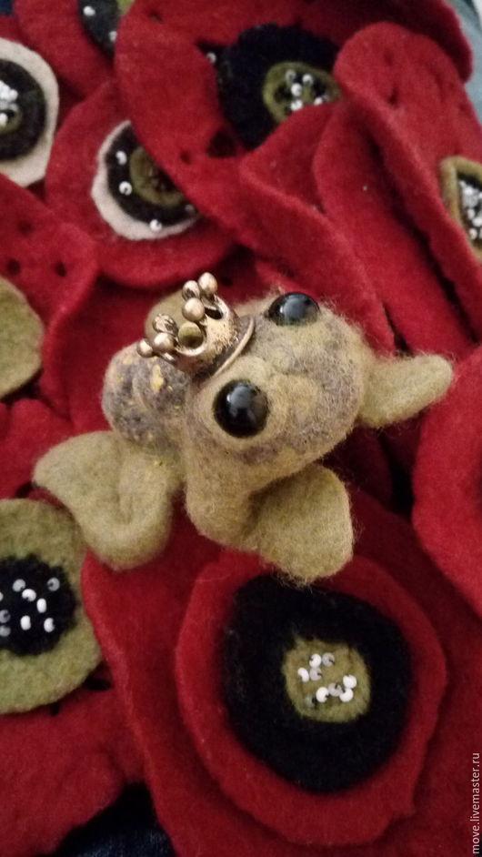 Кольца ручной работы. Ярмарка Мастеров - ручная работа. Купить Кольцо царевна. Handmade. Зеленый, брелок для ключей, кольцо