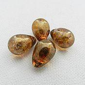 Материалы для творчества handmade. Livemaster - original item Drop large 12 x 18mm Czech beads (art. 1723). Handmade.