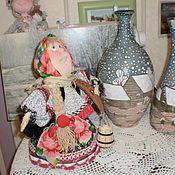 Куклы и игрушки ручной работы. Ярмарка Мастеров - ручная работа Куклы на 8 марта. Handmade.