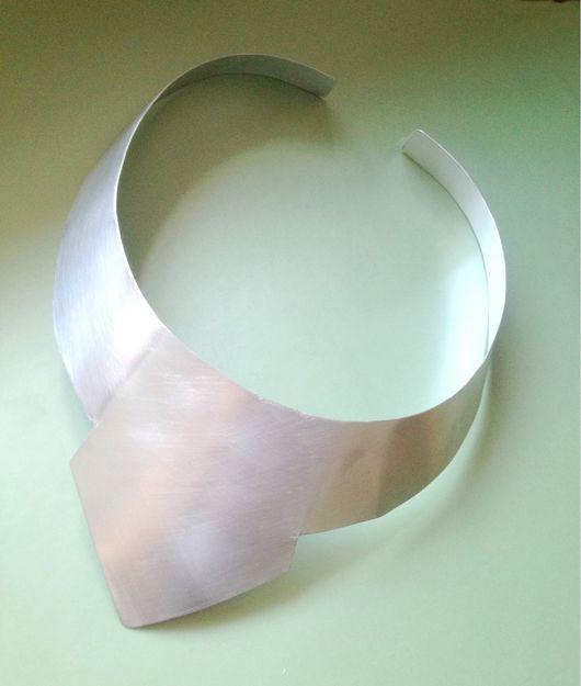 Для украшений ручной работы. Ярмарка Мастеров - ручная работа. Купить Бланк-основа для колье, алюминиевая фигурная. Handmade. Основа