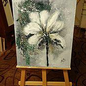 Картины и панно ручной работы. Ярмарка Мастеров - ручная работа Лес. Handmade.