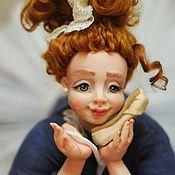 Куклы и игрушки ручной работы. Ярмарка Мастеров - ручная работа мечты о балете!. Handmade.
