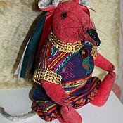 Куклы и игрушки ручной работы. Ярмарка Мастеров - ручная работа Крыска - мексиканочка КАМИЛА. Handmade.