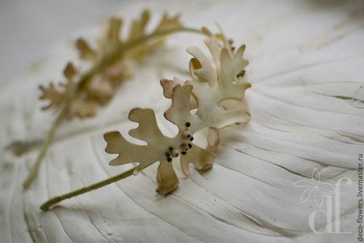 """Свадебные украшения ручной работы. Ярмарка Мастеров - ручная работа. Купить Ободок """"Лесная нимфа"""". Handmade. Бежевый, ободок для невесты"""