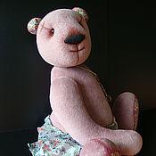 Куклы и игрушки ручной работы. Ярмарка Мастеров - ручная работа Мишка Подружка. Handmade.