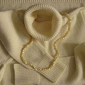 """Одежда ручной работы. Ярмарка Мастеров - ручная работа Джемпер """"Нежность"""". Handmade."""