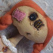 Куклы и игрушки ручной работы. Ярмарка Мастеров - ручная работа Чердачная кукла Страшилка. Handmade.