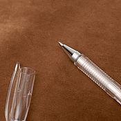 Материалы для творчества ручной работы. Ярмарка Мастеров - ручная работа Ручка белая для работы с темными тканями. Handmade.