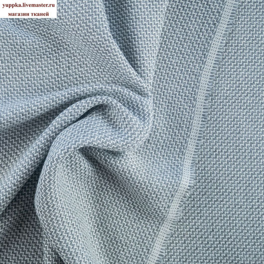 Шитье ручной работы. Ярмарка Мастеров - ручная работа. Купить Итальянская ткань №239, хлопок/шерсть, шанель. Handmade. Ткань, италия