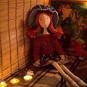 Куклы и игрушки ручной работы. Ярмарка Мастеров - ручная работа подружки Пеппи и Нэнси. Handmade.