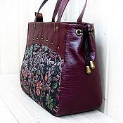 Сумки и аксессуары handmade. Livemaster - original item Classic bag: