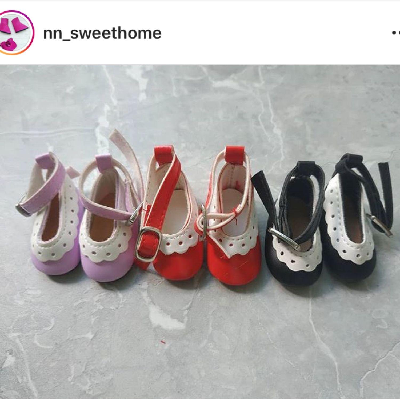 Туфли для куклы, Аксессуары для кукол и игрушек, Владимир,  Фото №1