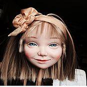 Куклы и игрушки ручной работы. Ярмарка Мастеров - ручная работа Портретная кукла. Мария.. Handmade.