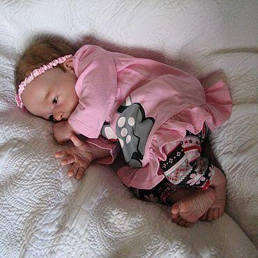 Куклы и игрушки ручной работы. Ярмарка Мастеров - ручная работа Куклы: Реалистичный младенец реборн. Handmade.