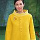 Верхняя одежда ручной работы. авторское пальто ручной работы. Irena Levkovich WoolWonders. Интернет-магазин Ярмарка Мастеров.
