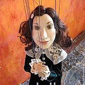 Куклы и пупсы ручной работы. Ярмарка Мастеров - ручная работа Марионетка девочки. Handmade.