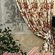 Текстиль, ковры ручной работы. Ярмарка Мастеров - ручная работа. Купить Очарование кантри....... Handmade. Кантри стиль, шторы для спальни