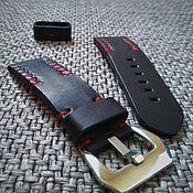 Украшения handmade. Livemaster - original item Exclusive leather strap. Handmade.