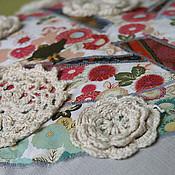 Для дома и интерьера ручной работы. Ярмарка Мастеров - ручная работа Подушка Цветущее дерево. Handmade.